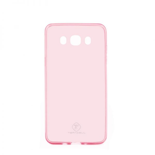 Futrola Teracell ultra tanki silikon za Samsung J710 J7 2016, pink