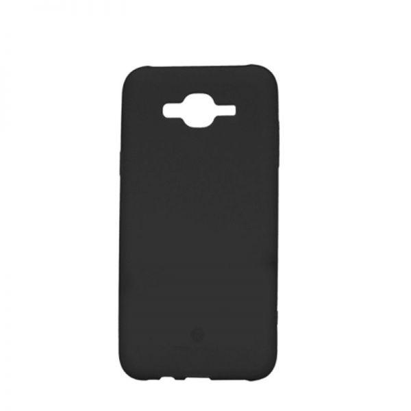 Futrola silikon Teracell Giulietta za Samsung J700 J7, crna