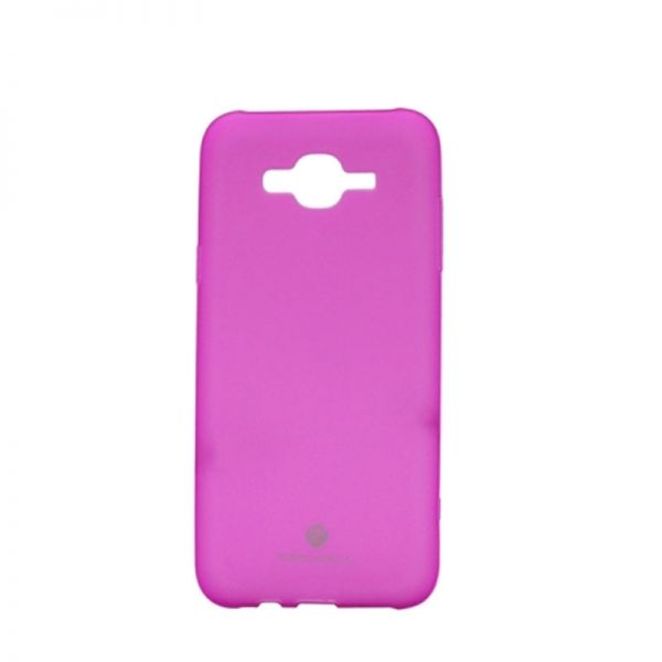 Futrola silikon Teracell Giulietta za Samsung J700 J7, pink