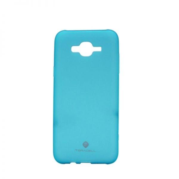 Futrola silikon Teracell Giulietta za Samsung J700 J7, plava