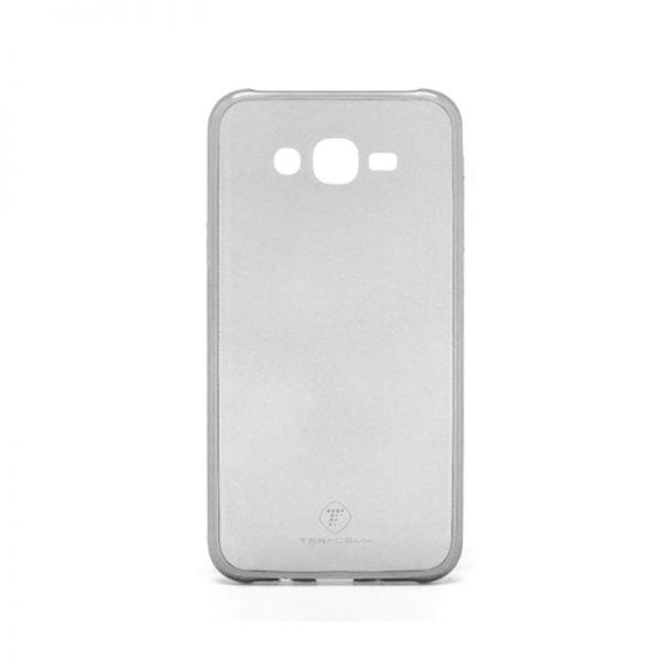 Futrola Teracell ultra tanki silikon za Samsung J700 J7, siva