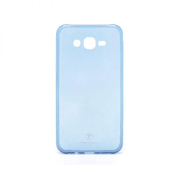 Futrola Teracell ultra tanki silikon za Samsung J700 J7, plava