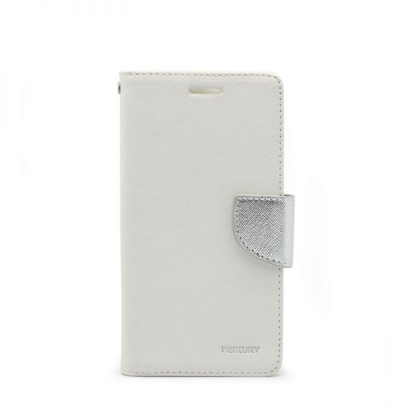 Futrola na preklop Mercury za Samsung J700 J7, bela