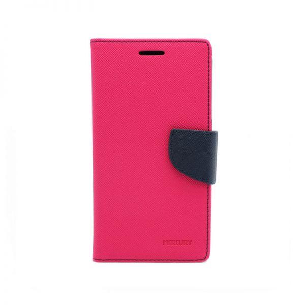 Futrola na preklop Mercury za Samsung J710 J7 2016, pink