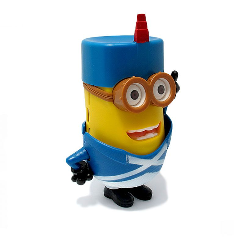 Bluetooth zvučnik Minion, model 3