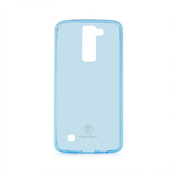 Futrola Teracell ultra tanki silikon za Lg K8/ K350N, plava