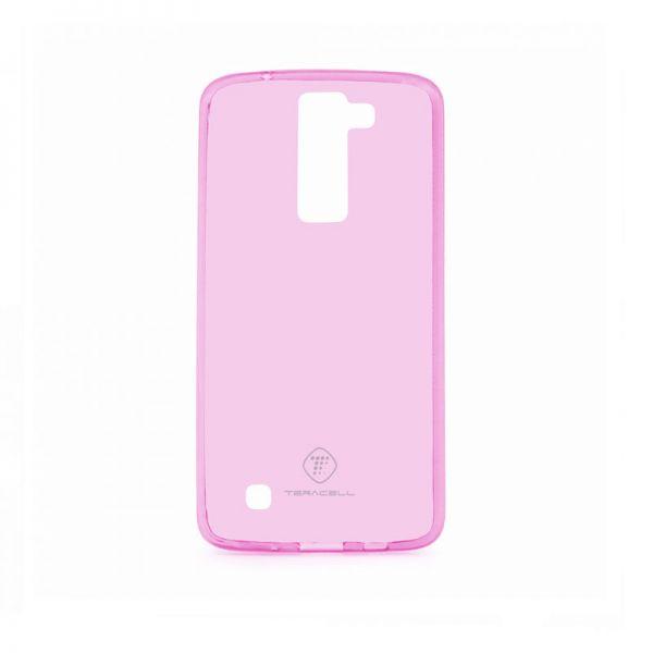 Futrola Teracell ultra tanki silikon za Lg K8/ K350N, pink