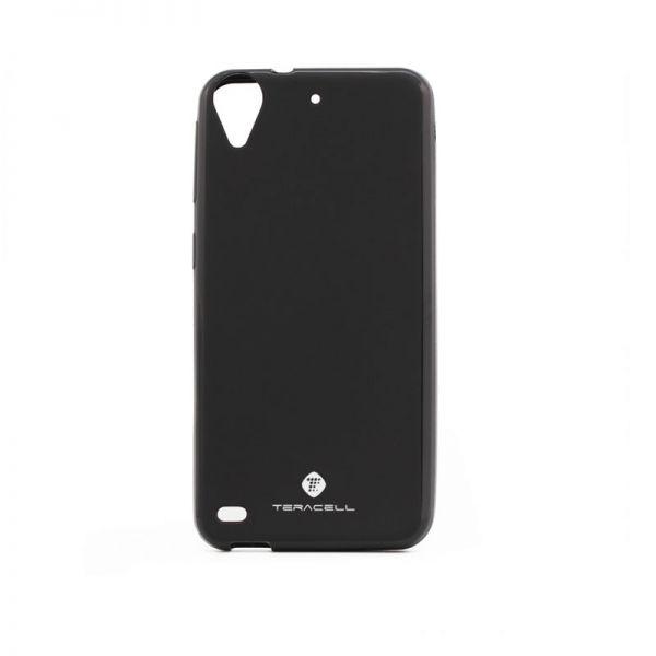 Futrola silikon Teracell Giulietta za HTC Desire 530/630, crna