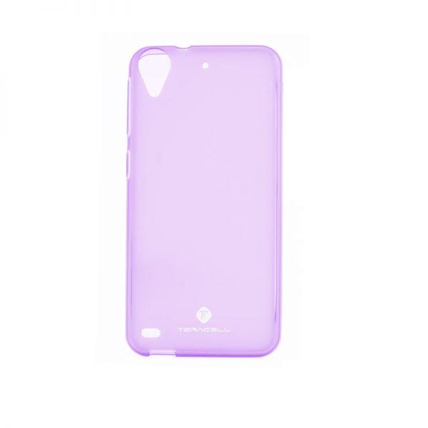 Futrola silikon Teracell Giulietta za HTC Desire 530/630, ljubičasta