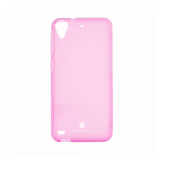 Futrola silikon Teracell Giulietta za HTC Desire 530/630, pink