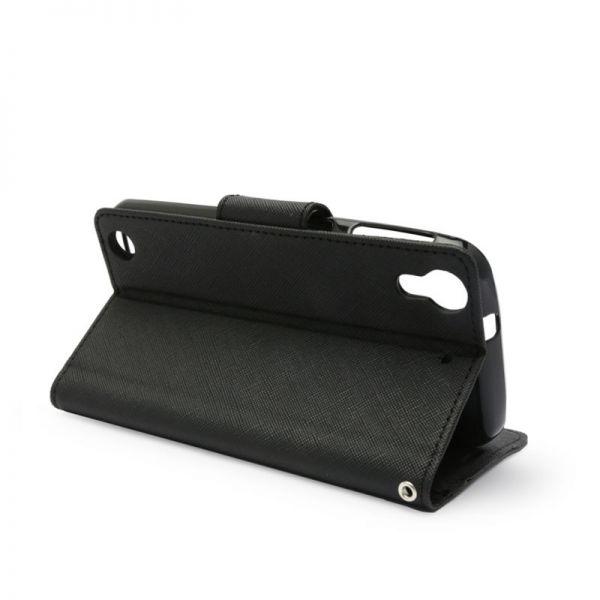 Futrola na preklop Mercury za HTC Desire 530/630, crna