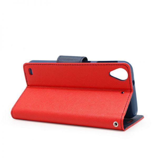 Futrola na preklop Mercury za HTC Desire 530/630, crvena