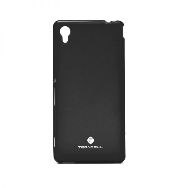 Futrola silikon Teracell Giulietta za Sony Xperia M4 Aqua/E2303, crna
