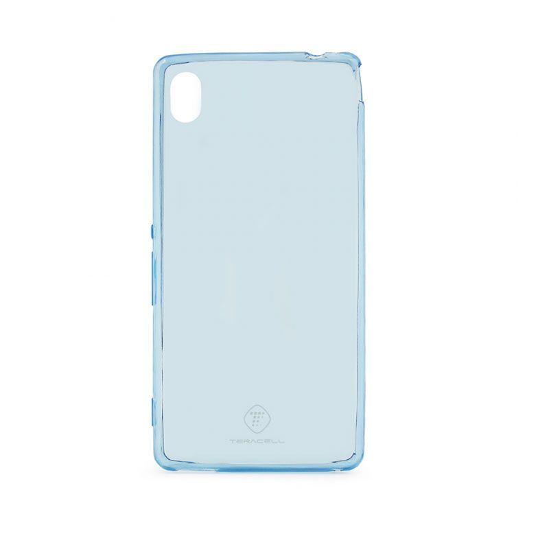 Futrola Teracell ultra tanki silikon za Sony Xperia M4 Aqua/E2303, plava