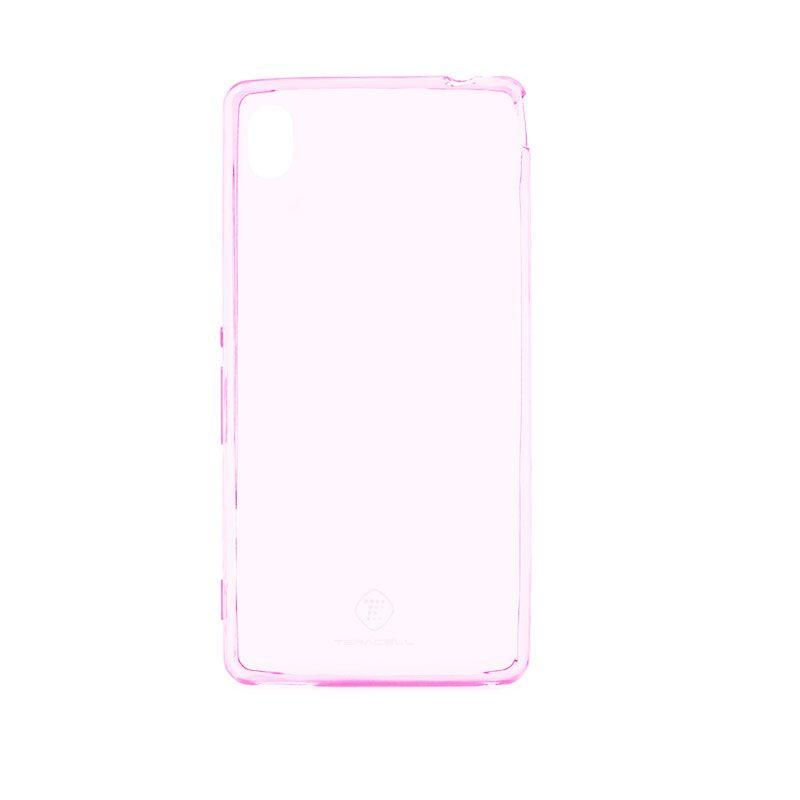 Futrola Teracell ultra tanki silikon za Sony Xperia M4 Aqua/E2303, pink