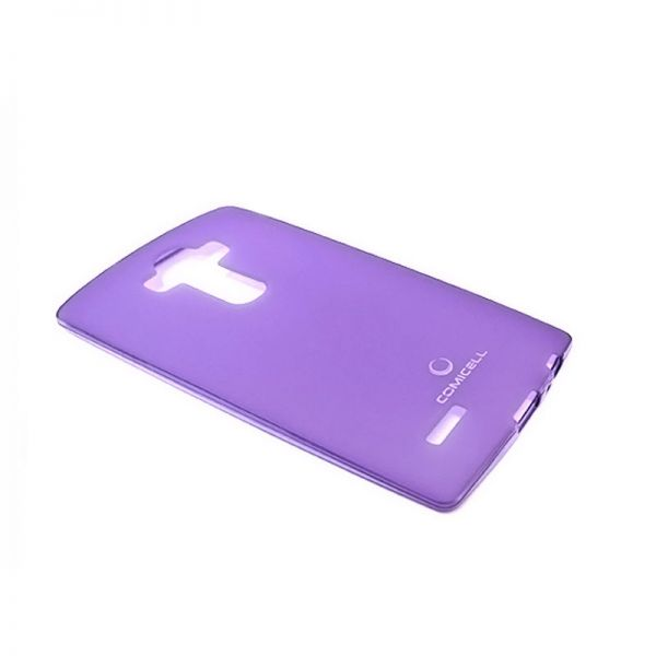 Futrola Comicell Durable silikon za Lg G4/H815, ljubičasta