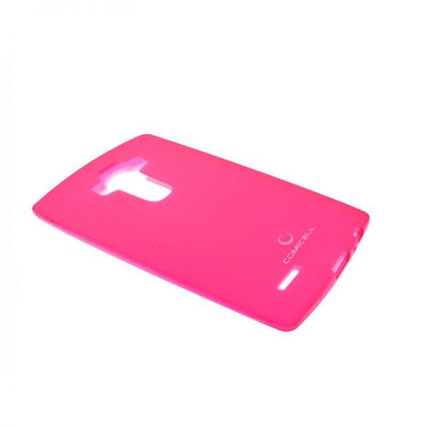 Futrola Comicell Durable silikon za Lg G4/H815, pink