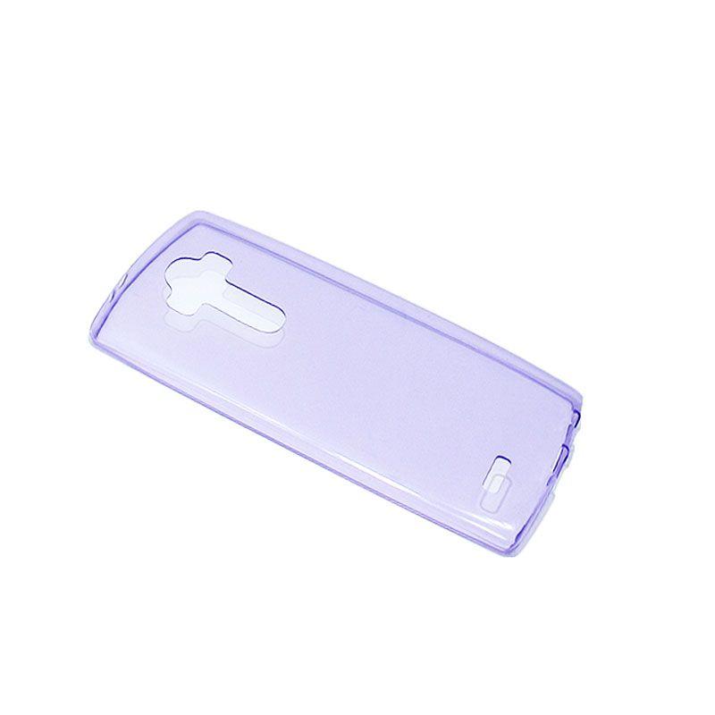 Futrola Comicell ultra tanki silikon za Lg G4/H815, ljubičasta