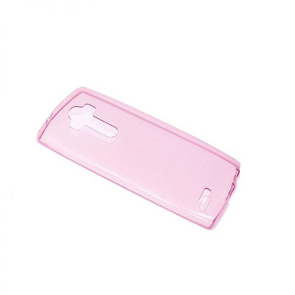 Futrola Comicell ultra tanki silikon za Lg G4/H815, pink