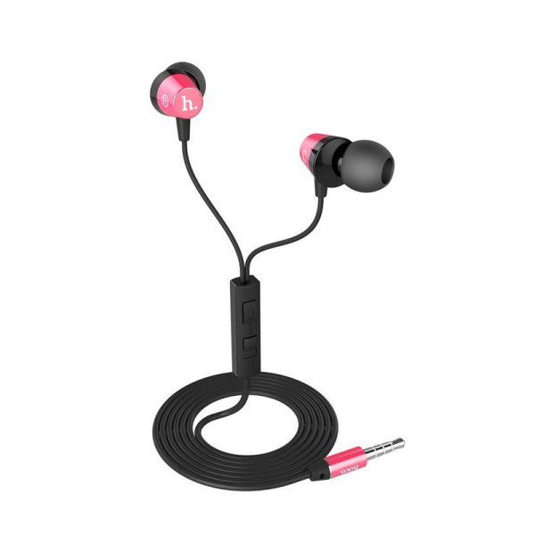 EPM02 Slušalice sa mikrofonom crvene