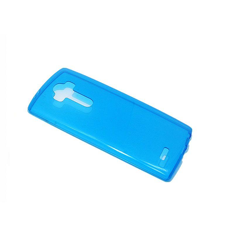 Futrola Comicell ultra tanki silikon za Lg G4/H815, plava