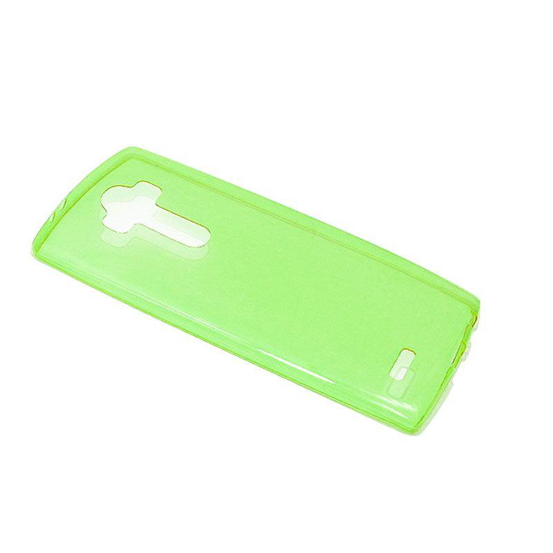 Futrola Comicell ultra tanki silikon za Lg G4/H815, zelena