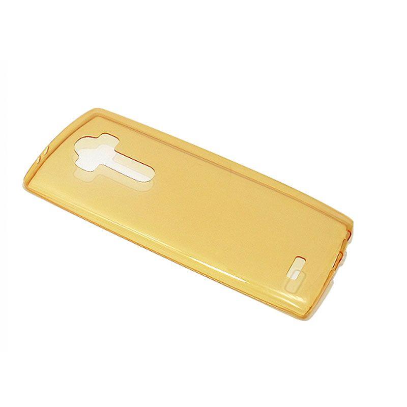Futrola Comicell ultra tanki silikon za Lg G4/H815, zlatna