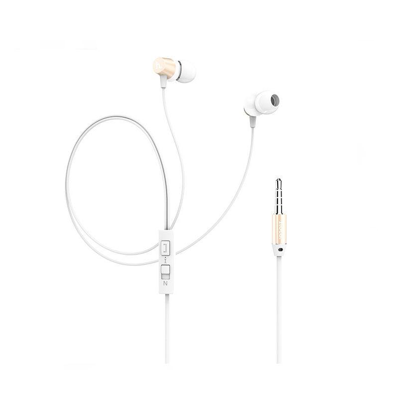 EPM02 Slušalice sa mikrofonom zlatne