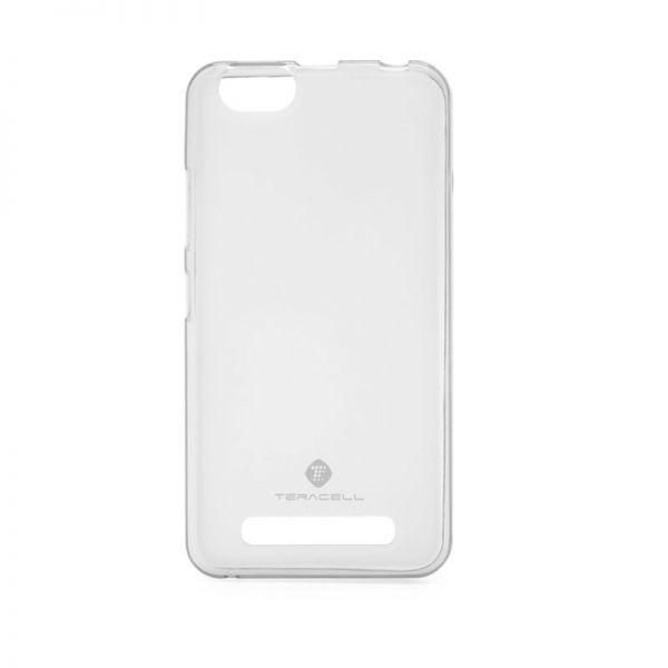 Futrola silikon Teracell Giulietta za Lenovo Vibe C A2020, bela