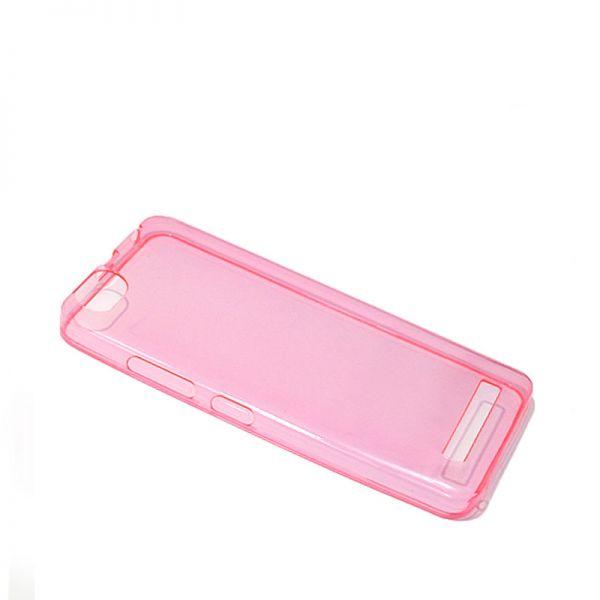 Futrola Comicell ultra tanki silikon za Lenovo Vibe C A2020, pink