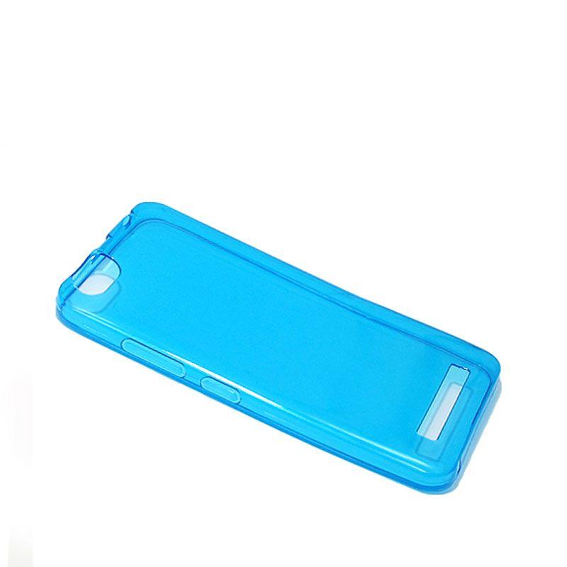 Futrola Comicell ultra tanki silikon za Lenovo Vibe C A2020, plava