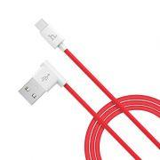 Hoco UPM10 Mikro USB kabal L, crveni