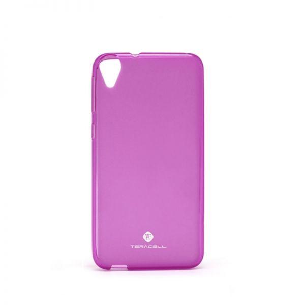 Futrola silikon Teracell Giulietta za Htc Desire 820, pink
