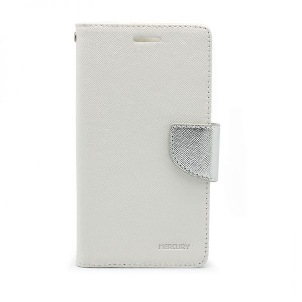 Futrola na preklop Mercury za Samsung i9600 S5, bela