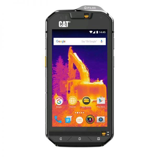 Mobilni telefon CAT S60, dual sim, crni
