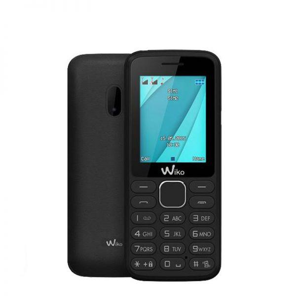 Mobilni telefon wiko Lubi 4, crni
