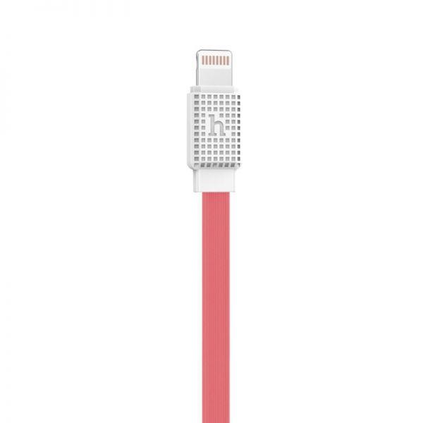 Hoco UPL18 Kabal za iPhone 5/5s/5c/SE/6/6s/6Plus/6sPlus 120cm, crveni