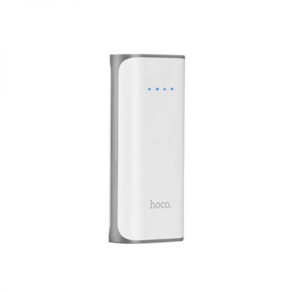 B21-5200 Tiny Concave eksterna baterija 5200mAh bela