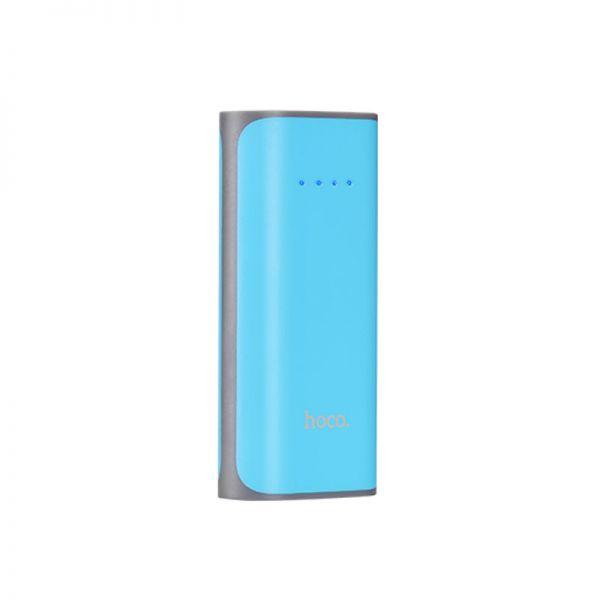 B21-5200 Tiny Concave eksterna baterija 5200mAh plava