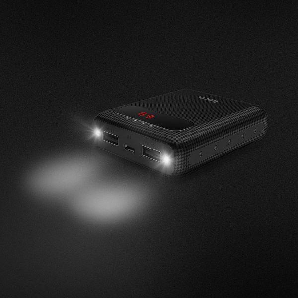 B20-10000 Mige eksterna baterija 10000mAh crna
