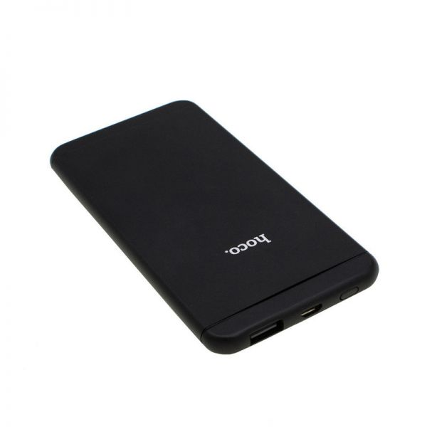 UPB03-6000 I6 eksterna baterija 6000mAh crna