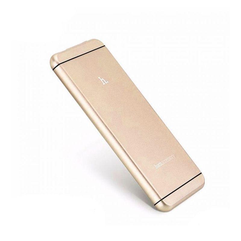 UPB03-6000 I6 eksterna baterija 6000mAh zlatna