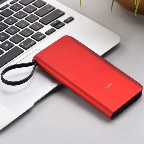J25B New power Type-c eksterna baterija 10000mAh crvena