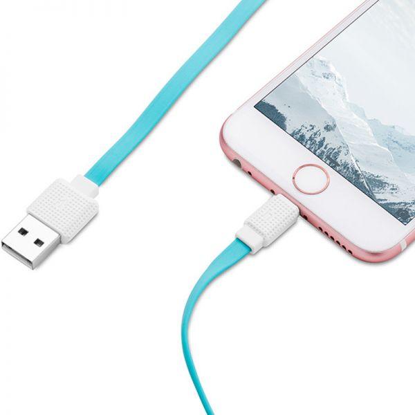 Hoco UPL18 Kabal za iPhone 5/5s/5c/SE/6/6s/6Plus/6sPlus 120cm, plavi