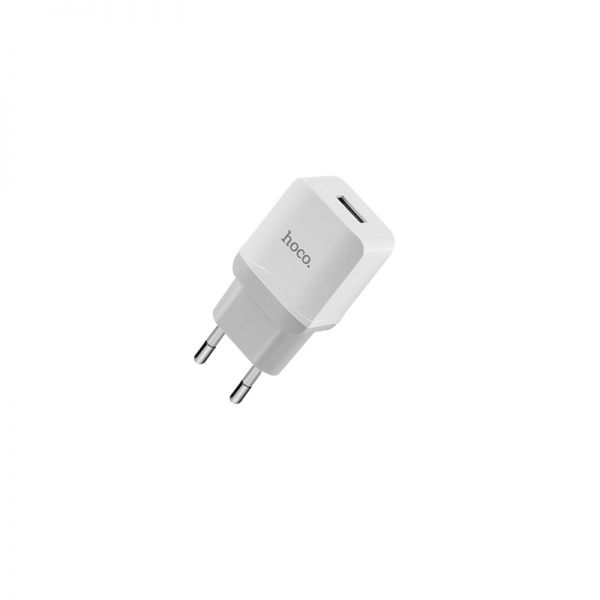 Hoco set C22A little superior kućni punjač DC5V 1.0A beli micro USB kabl