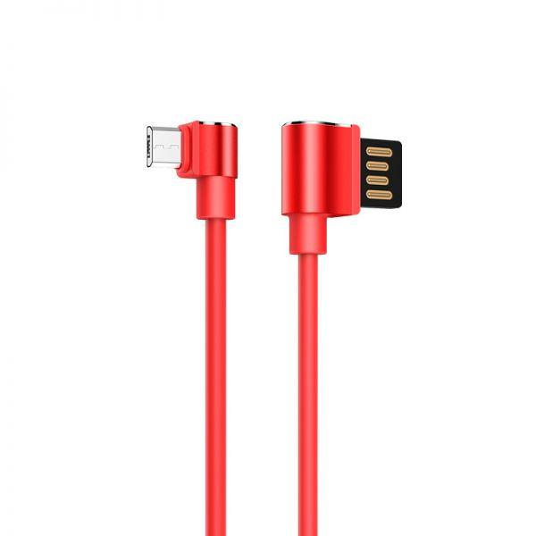 Hoco U37 Long roam micro USB kabl crveni