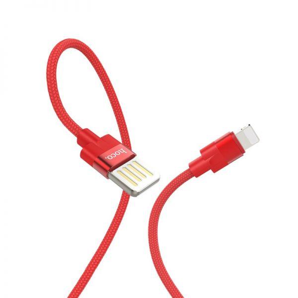 Hoco U55 Outstanding lighting kabl crveni