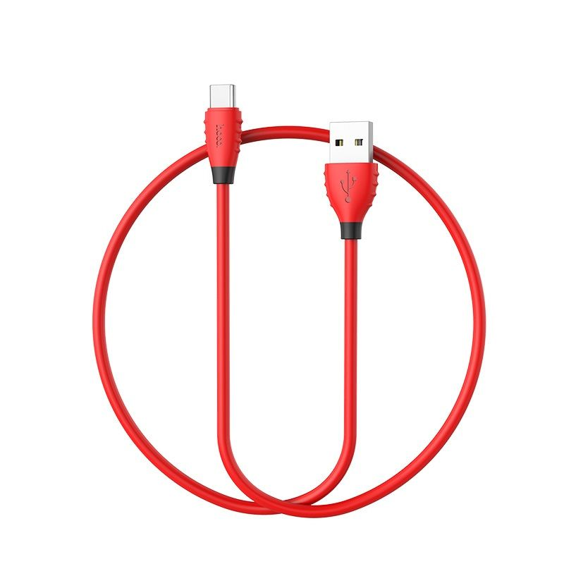 Hoco X27 Excellent charge type-c USB kabl crveni