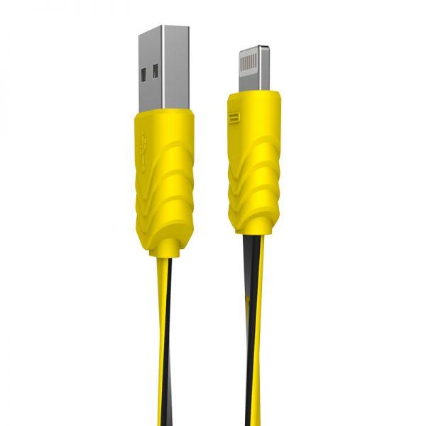 Hoco UPL10 USB Kabal sa dva priključka za iPhone 5/5s/5c/SE/6/6s/6Plus/6sPlus, žuti