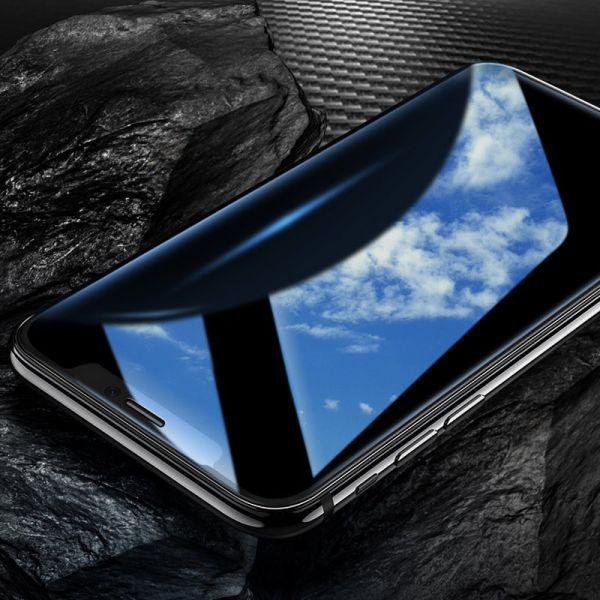 HOCO mirror full screen tempered glass for iphone x/xs zastitno staklo ogledalo